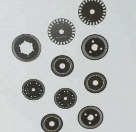 0.08mm slot encoder disk