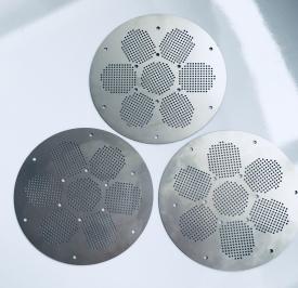 customized aluminium screen