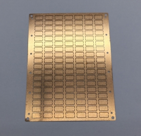 lead frame for semiconductor