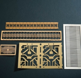 Tin plated lead frame